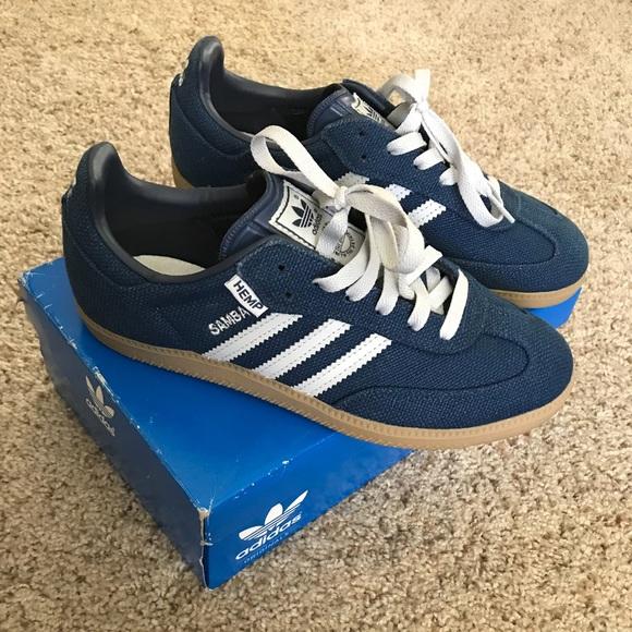 Adidas Shoes Samba Hemp SneakersPoshmark Samba Hemp Gym Poshmark